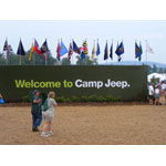 Camp Jeep Photo